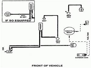 89 Ford F 150 Vacuum Hose Routing Diagram