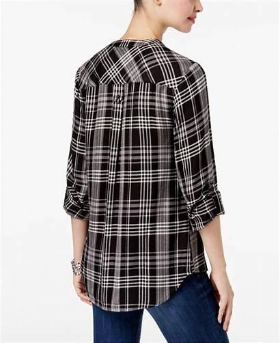Plaid Shirt Petite Clothing