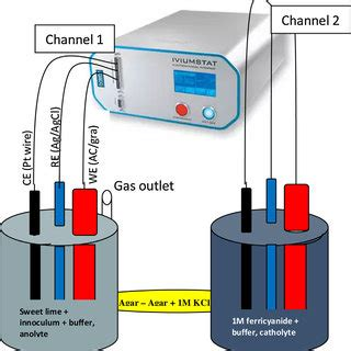 equivalent circuit modeling  microbial fuel cells  impedance spectroscopy  ener