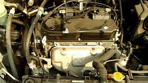 Mitsubishi Lancer Elegance 1 6 2007 Engine Code  4g18 Running