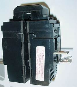 Pushmatic Gould Circuit Breaker 40c   P230 30amp 2 Pole