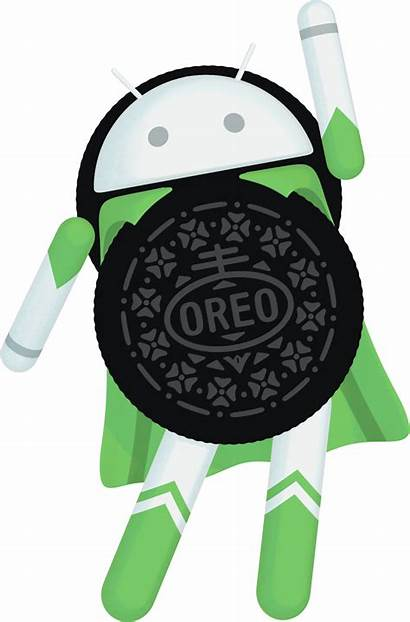 Oreo Android Edition Welcoming Burke Vp Dave