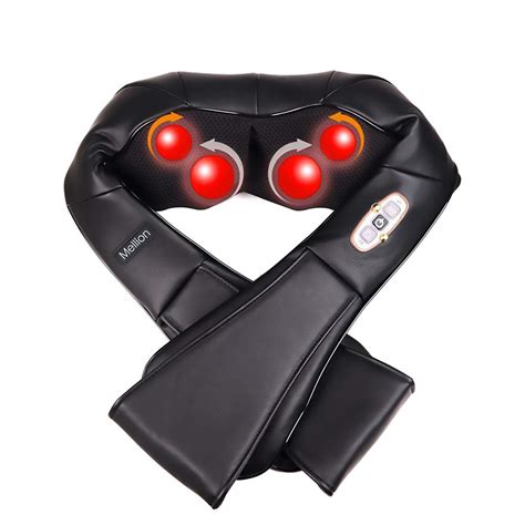 Amazon.com: Mellion Back Massager Handheld with Heat Deep
