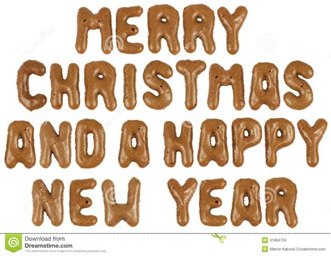 lettering  holiday wishes  letter biscuits stock image