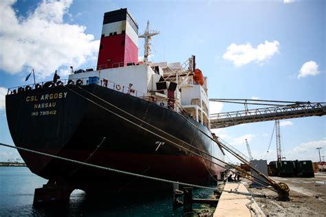 ships usa llc boston csl argosy grand bahama shipyard