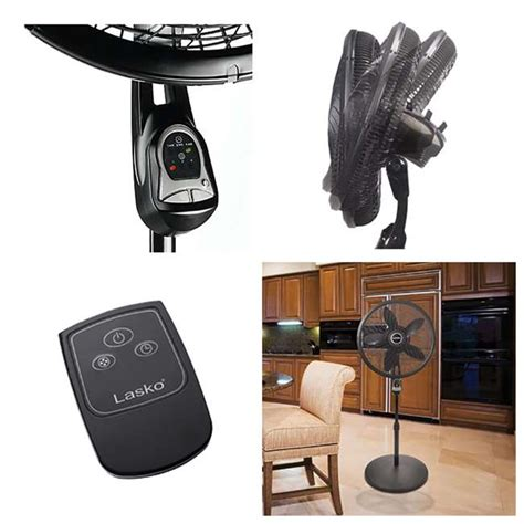 lasko 18 inch pedestal fan with remote lasko 18 inch cyclone pedestal fan with remote control