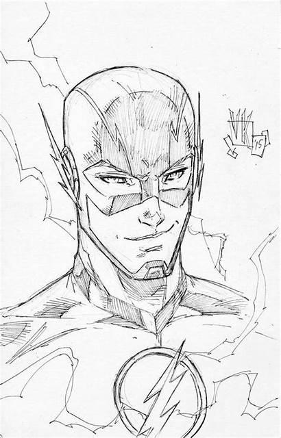 Flash Dc Drawings Drawing Superhero Comics Comic