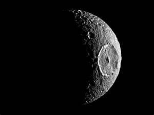 Mimas - Saturn's Death Star Moon Is Hiding Something
