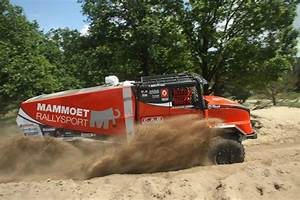 Sherpa Renault : renault sherpa rallytruck for mammoet rallysport ~ Gottalentnigeria.com Avis de Voitures