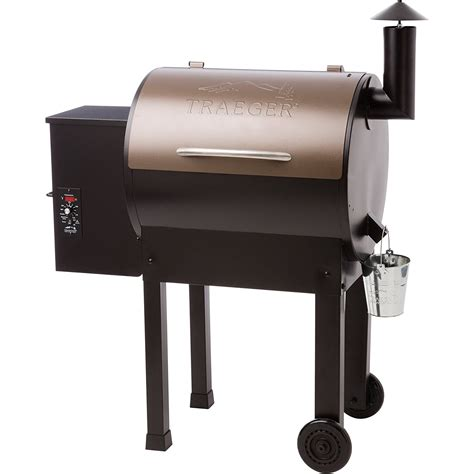 traeger wood pellet grills reviews  outdoor fire