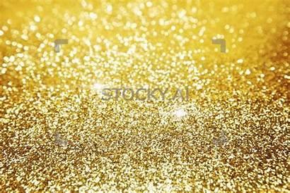 Glitter Fondo Brillo Golden Achtergrond Sparkling Fundo