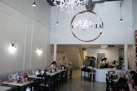 Explore full information about cafes in las vegas and nearby. Cafe Lola serves avocado toast in a pretty cafe in Las ...