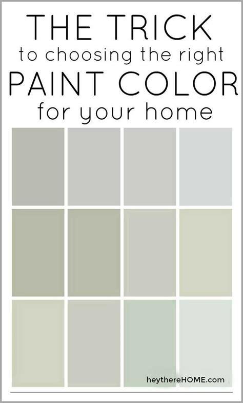 choosing paint colors how to choose neutral paint colors 12 neutrals