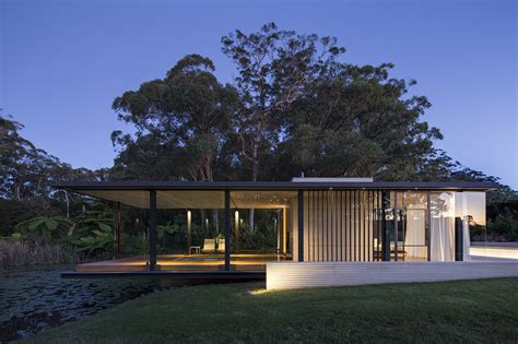 Wirra Willa Pavilion  Matthew Woodward Architecture