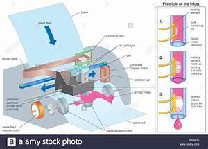 Wireless Printer Diagram
