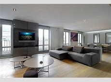 Modern Apartment Remodeled Interiors By Acero