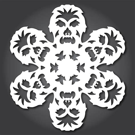 star wars snowflakes  awesomer