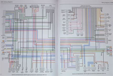 triumph speedmaster wiring diagram motoadvr moto adventurer