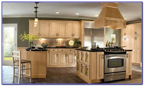 kitchen paint colors with light cabinets colors for kitchen with light wood cabinets home design 9511