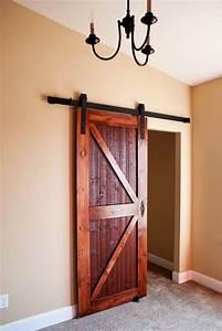 barn door bedroom bedroom at real estate With authentic barn doors for sale