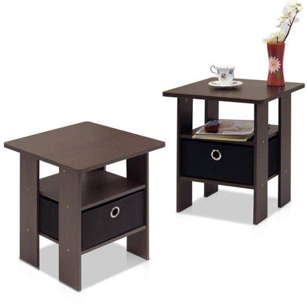 End Tables Bedroom by Furinno End Table Bedroom Stand Set Of 2