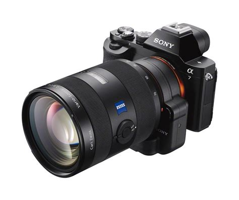 Sony a7 (ILCE-7) detail page