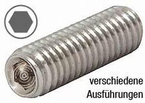 Dübel Mit Gewinde : m schrauben mit innensechskant metrisches gewinde ~ Watch28wear.com Haus und Dekorationen