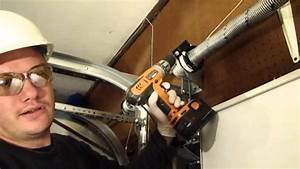 Installing A Garage Door Part 4