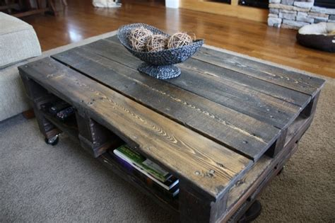 31 Rustic Diy Home Decor Projects: 50+ Rustic Storage DIY Coffee Tables
