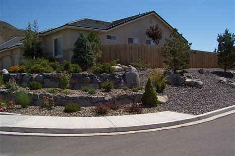 landscaping corner lot corner lot landscaping no grass pictures to pin on pinterest pinsdaddy