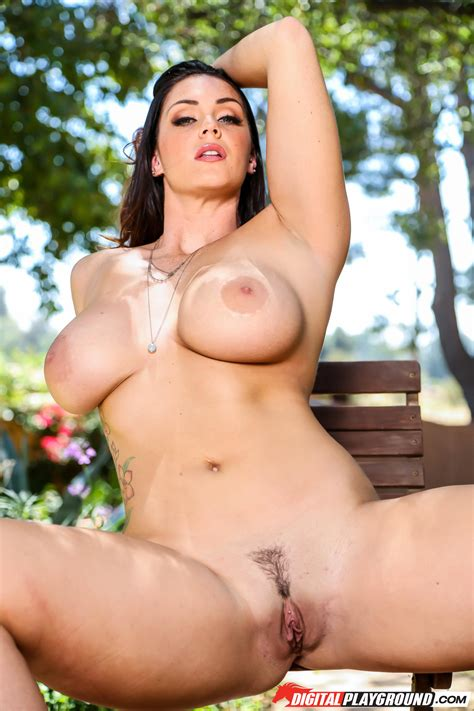Busty Brunette Is Slowly Getting Naked Photos Alison Tyler Milf Fox