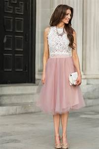 1001 idees pour une tenue de mariage femme les looks de With robe cocktail mariage avec bague homme mariage