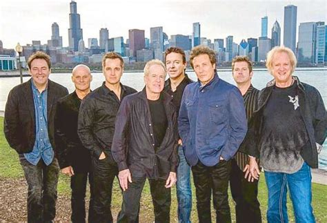 Chicago And Ewf Perform Together At Mohegan Sun