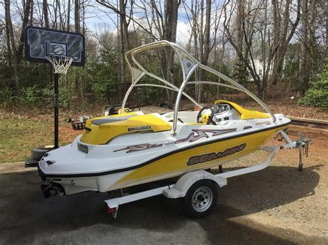 Sea Doo Boat Trailer Fender by Sea Doo Speedster 4 Tec 2003 For Sale For 1 Boats From