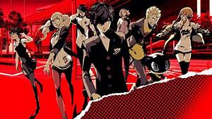 Pt 4A Definitive Inarguable Ranking Of Persona 5 Characters