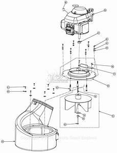Billy Goat Mv650h Parts Diagram For Engine Assembly