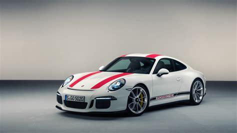 White Sport Car by Wallpaper Porsche 911 R 991 Geneva Auto Show 2016