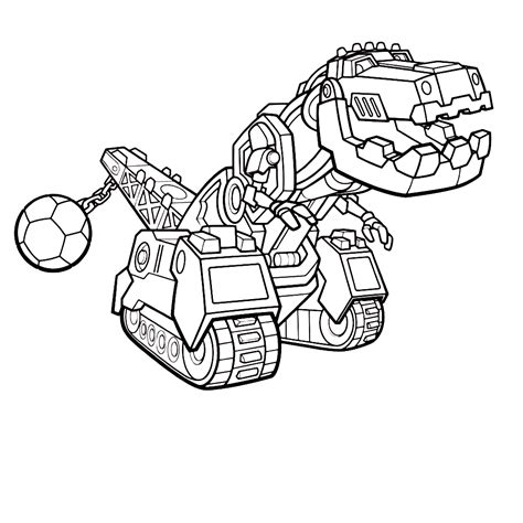 Kleurplaat Rescue Bots Station by Dinotrux Kleurplaten Kleurplatenpagina Nl Boordevol