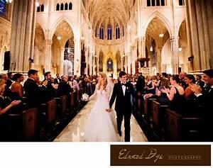 St. Patrick's Cathedral Manhattan New York City Wedding ...