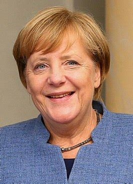 Angela dorothea merkel (born july 17, 1954) was elected in march 2018 to her fourth term as the chancellor of germany, the top position for a broad coalition government. Angela Merkel - Wikipedia