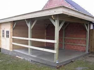 Solde Coffre De Toit : carport bois solde ~ Voncanada.com Idées de Décoration