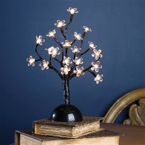 battery operated tree lights sterling 28108 92413016 battery operated lighted bonsai