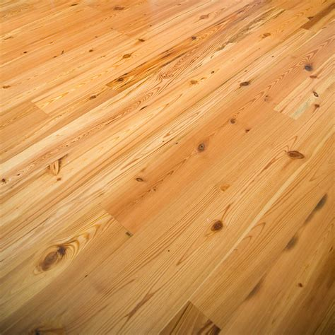 Antique Longleaf Pine Flooring by Longleaf Lumber Reclaimed 3 Rustic Pine Flooring