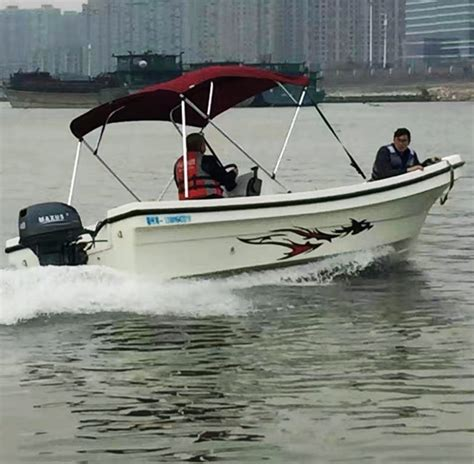 Fishing Boat Sale In Malaysia by Ce Certificated 19 Foot Fiberglass Panga Fishing Boat For
