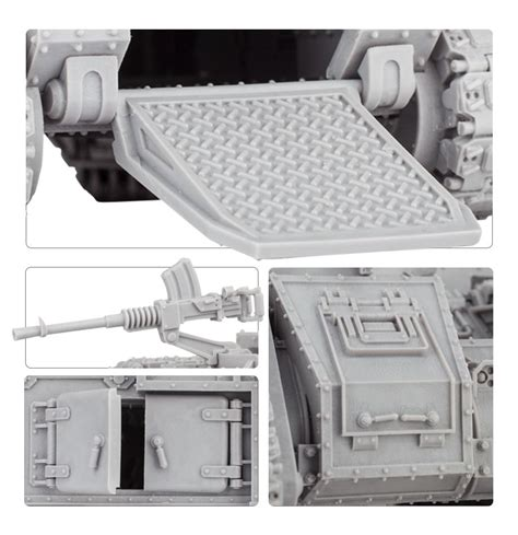 Forge World: Aurox Armoured Transport – Brückenkopf-Online