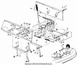 Mtd Central Park Mdl 643 Parts Diagram For Parts