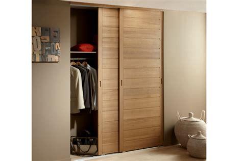 porte de placard coulissante en bois au meilleur prix