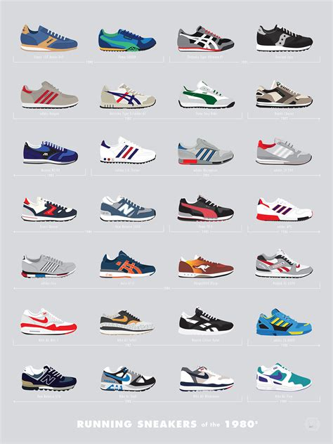 iconic basketball  running sneakers