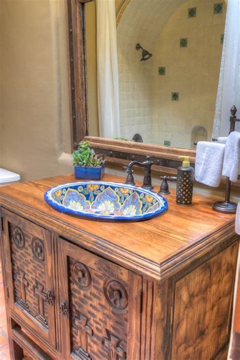 mexican bathroom ideas best 25 mexican furniture ideas on mexican