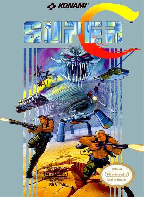 Super Contra Obsolete Gamer